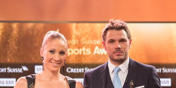 Credit Suisse Sports Awards 2015