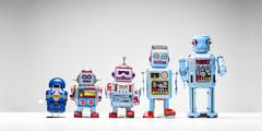 Welcome to the Future: Investing in Robots