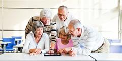 Silver Economy – Investing for Population Aging