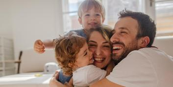 Pension provision for married couples and families