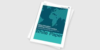 Credit Suisse White Paper Higher Education